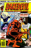 Cover for Daredevil (Marvel, 1964 series) #131 [British Price Variant]