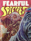 Cover for Fearful Spectres (Gredown, 1982 series)