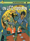Cover for Natacha (Interpresse, 1976 series) #8 - En UFO i søgeren