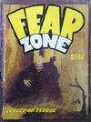 Cover for Fear Zone (Gredown, 1982 series)