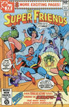Cover for Super Friends (DC, 1976 series) #38 [Direct-Sales Edition]