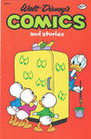 Cover for Walt Disney's Comics and Stories (Magazine Management, 1984 series) #3