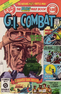 Cover Thumbnail for G.I. Combat (DC, 1957 series) #222 [Direct Sales Variant]