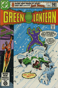 Cover for Green Lantern (DC, 1976 series) #134