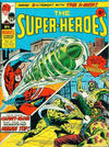 Cover for The Super-Heroes (Marvel UK, 1975 series) #44