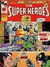 Cover for The Super-Heroes (Marvel UK, 1975 series) #35