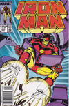 Cover for Iron Man (Marvel, 1968 series) #246 [Newsstand]