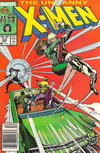 Cover Thumbnail for The Uncanny X-Men (1981 series) #224 [Newsstand Edition]