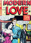Cover for Modern Love (Superior Publishers Limited, 1949 series) #8