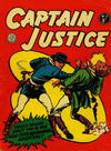 Cover for Captain Justice (Horwitz, 1963 series) #2