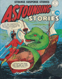 Cover Thumbnail for Astounding Stories (Alan Class, 1966 series) #153