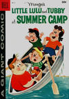 Cover for Marge's Little Lulu and Tubby at Summer Camp (Dell, 1957 series) #2 [30¢ edition]