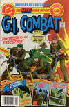 Cover for G.I. Combat (DC, 1957 series) #248 [Newsstand Variant]