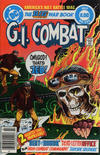 Cover Thumbnail for G.I. Combat (1957 series) #255 [Newsstand]