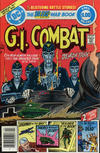 Cover for G.I. Combat (DC, 1957 series) #240 [Newsstand Variant]