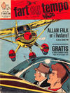Cover for Fart og tempo (Egmont, 1966 series) #17/1968