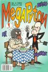 Cover for Mega Pyton (Atlantic Förlags AB, 1992 series) #4/1993