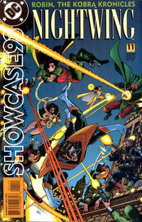 Cover Thumbnail for Showcase '93 (DC, 1993 series) #11