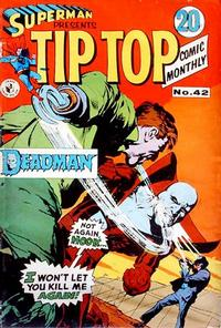 Cover Thumbnail for Superman Presents Tip Top Comic Monthly (K. G. Murray, 1965 series) #42