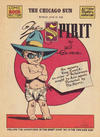 Cover Thumbnail for The Spirit (1940 series) #6/21/1942 [Chicago Sun edition]