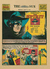 Cover Thumbnail for The Spirit (1940 series) #7/5/1942 [Baltimore Sun edition]