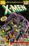 Cover for X-Men Annual (Marvel, 1970 series) #13 [Newsstand Edition]