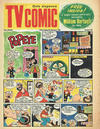 Cover for TV Comic (Polystyle Publications, 1951 series) #738