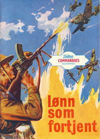 Cover Thumbnail for Commandoes (Fredhøis forlag, 1973 series) #109