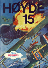 Cover Thumbnail for Commandoes (Fredhøis forlag, 1973 series) #112