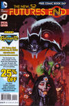 Cover Thumbnail for The New 52: Futures End FCBD Special Edition (2014 series) #0 [The Encounter Comics & Games Variant]