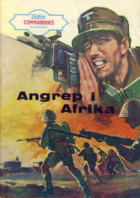 Cover Thumbnail for Commandoes (Fredhøis forlag, 1973 series) #127