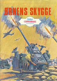 Cover Thumbnail for Commandoes (Fredhøis forlag, 1973 series) #142