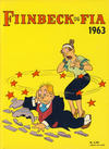 Cover for Fiinbeck og Fia (Hjemmet, 1930 series) #1963