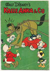 Cover for Kalle Anka & C:o (Hemmets Journal, 1957 series) #31/1960