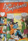 Cover for Love Confidences (Bell Features, 1951 series) #47