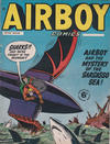 Cover for Airboy Comics (Thorpe & Porter, 1953 series) #7