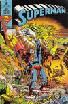Cover for Superman (Interpresse, 1987 series) #8