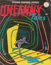 Cover Thumbnail for Uncanny Tales (Alan Class, 1963 series) #160