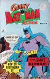 Cover for Giant Batman Album (K. G. Murray, 1962 series) #14