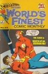 Cover for Superman Presents World's Finest Comic Monthly (K. G. Murray, 1965 series) #93