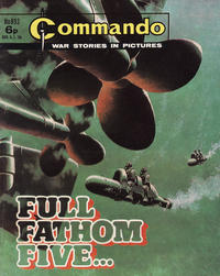 Cover Thumbnail for Commando (D.C. Thomson, 1961 series) #893
