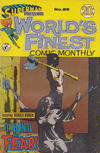 Cover for Superman Presents World's Finest Comic Monthly (K. G. Murray, 1965 series) #89