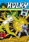 Cover for Hulky (Winthers Forlag, 1982 series) #10