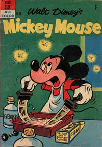 Cover Thumbnail for Walt Disney's Mickey Mouse (W. G. Publications; Wogan Publications, 1956 series) #26