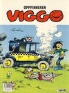 Cover for Viggo (Semic, 1986 series) #17 - Oppfinneren Viggo [2. opplag]