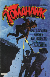 Cover Thumbnail for Tomahawk (Semic, 1976 series) #1/1978