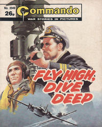 Cover Thumbnail for Commando (D.C. Thomson, 1961 series) #2049