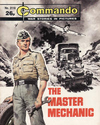 Cover Thumbnail for Commando (D.C. Thomson, 1961 series) #2110