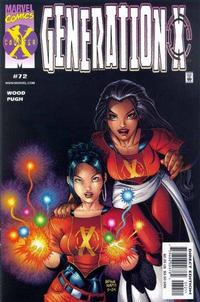 Cover Thumbnail for Generation X (Marvel, 1994 series) #72 [Direct Edition]