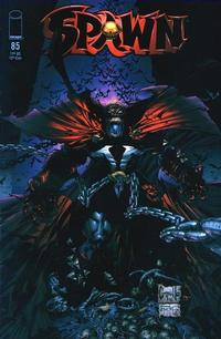 Cover for Spawn (1992 series) #85